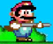 Mario macht Randale