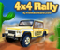 4x4 Rallye -  Sportspiele Spiel