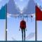 Skirennen -  Sportspiele Spiel