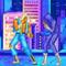 Superfighter -  Schlachten Spiel