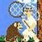 Super Monkey Poop Fight -  Abenteuer Spiel