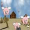Wenn Schweine fliegen können, dann  -  Shooting Spiel