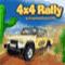 4 x 4 Rallye -  Sportspiele Spiel