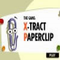 X-Tract Paperclip -  Arkade Spiel