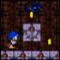 Sonic auf Reise -  Arkade Spiel