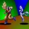 Dragonball Z -  Schlachten Spiel
