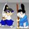 Samurai -  Schlachten Spiel