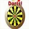 Dartspiel -  Sportspiele Spiel