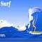 Surf -  Sportspiele Spiel