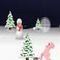 Nackter Weihnachtsmann -  Shooting Spiel