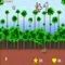 Fliegendes Eichhörnchen -  Arkade Spiel