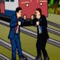Straßenkämpfer - Der neue Leader -  Kampf Spiel