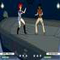 Darkes Gewässer Der Kampf -  Schlachten Spiel
