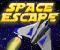 Flucht im Weltall -  Arkade Spiel