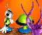 Squeaky -  Aktion Spiel