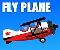 Flugzeug fliegen -  Abenteuer Spiel
