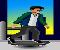Hausdach Skater -  Sportspiele Spiel