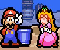Mario Zeit Angriff