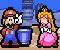 Mario Zeit Angriff -  Abenteuer Spiel