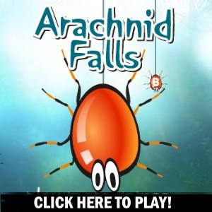 Arachnid Falls -  Aktion Spiel