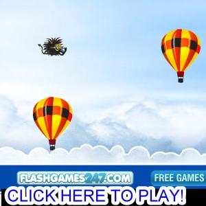 Flieger -  Aktion Spiel