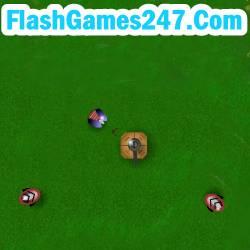 Schlachtfelder -  Arkade Spiel
