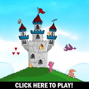 Verrücktes Schloss 2 -  Shooting Spiel