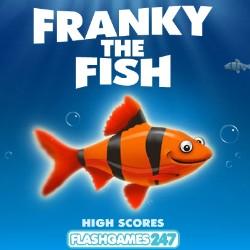 Franky Der Fisch -  Aktion Spiel
