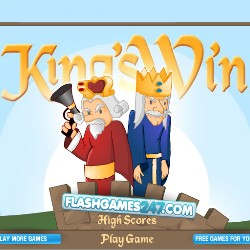 König Gewinn -  Shooting Spiel