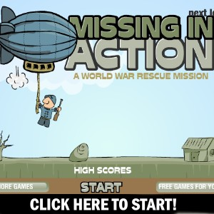 Missing In Action -  Aktion Spiel