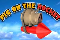 Stecken auf der Rakete -  Aktion Spiel