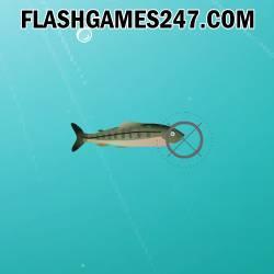 Fisch Schießen