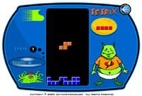Tetrix -  Puzzle Spiel