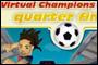 Virtuelles Champions Liga -  Sportspiele Spiel