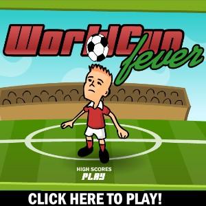 Weltmeisterschafts-Fieber -  Sportspiele Spiel